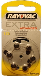 Rayovac Extra Advanced 10